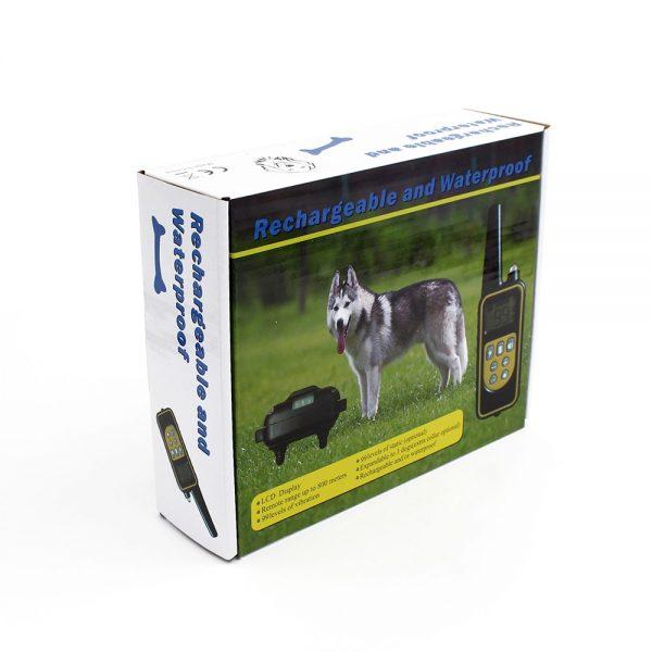 قلاده تربیتی ریموت دار مدل TR860 ویژه دو سگ